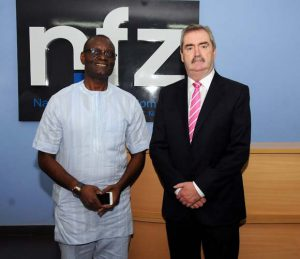 The New NEPZA MD & MD, nfz at NFZ Head office